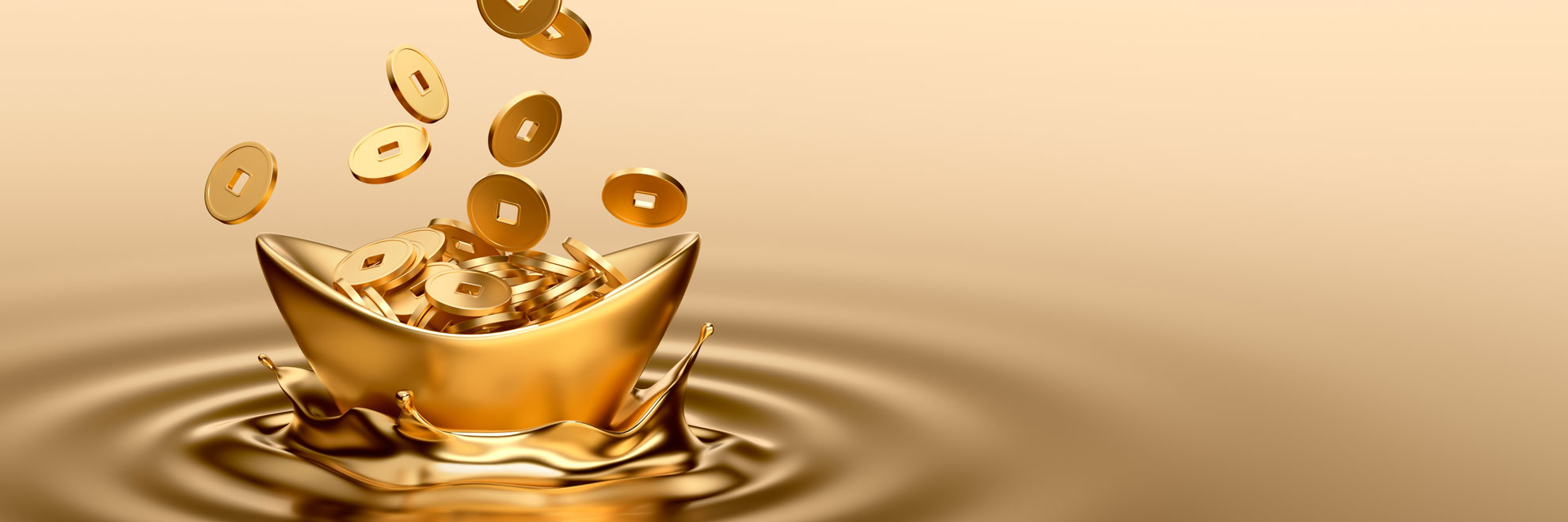 Gold Puddle