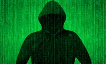 hacker green background