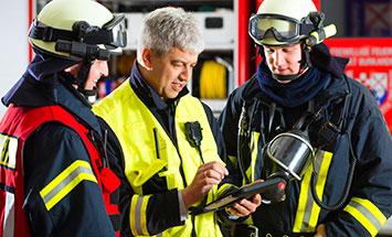 tablet firemen