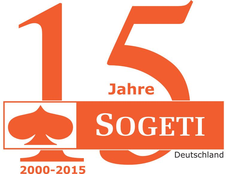 Sogeti Germany 15 years