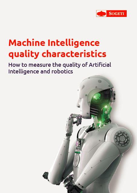 Machine Intelligence Quality Characteristics for Better AI