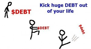 easy debt pay off tips