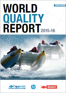 World Quality Report 2015-16