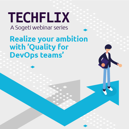 Realize your ambition with 'Quality for DevOps teams'