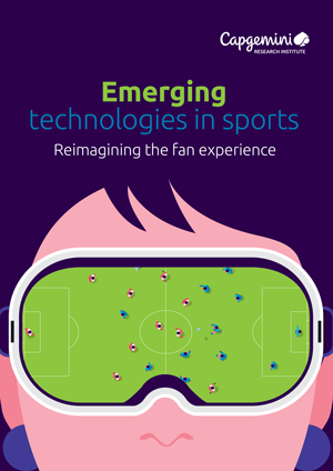 Emerging technology in sports: Reimagining the fan experience