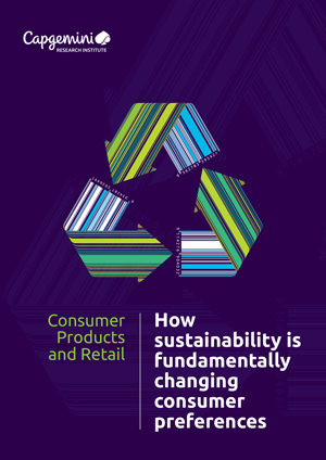 How sustainability is fundamentally changing consumer preferences