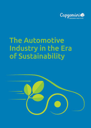 Sustainability in Automotive