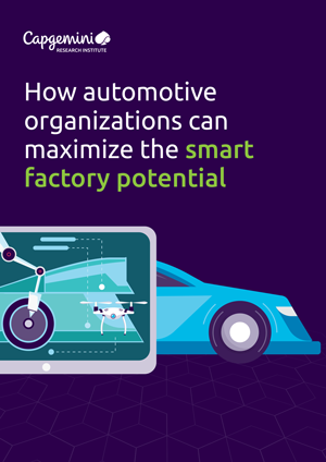Smart factories in Automotive
