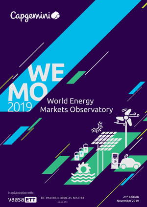 World Energy Markets Observatory 2019